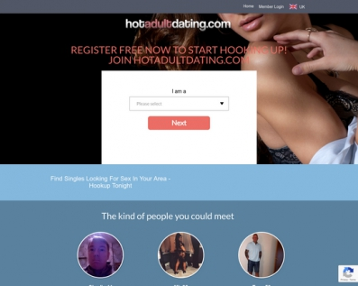 Hot Adult Dating